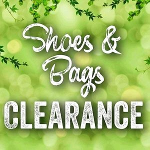 SHOES AND BAGS FOR YOU!